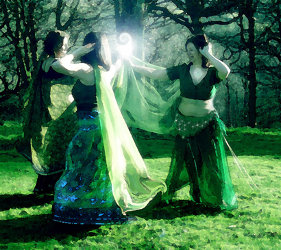 Wicca and ecofeminism